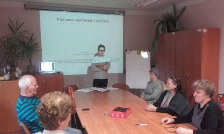 Trening kompetencji i umiejętności wychowawczych w ramach projektu Aktywna integracja – sposobem na pozytywne zmiany 2017